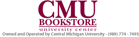 The CMU Bookstore logo