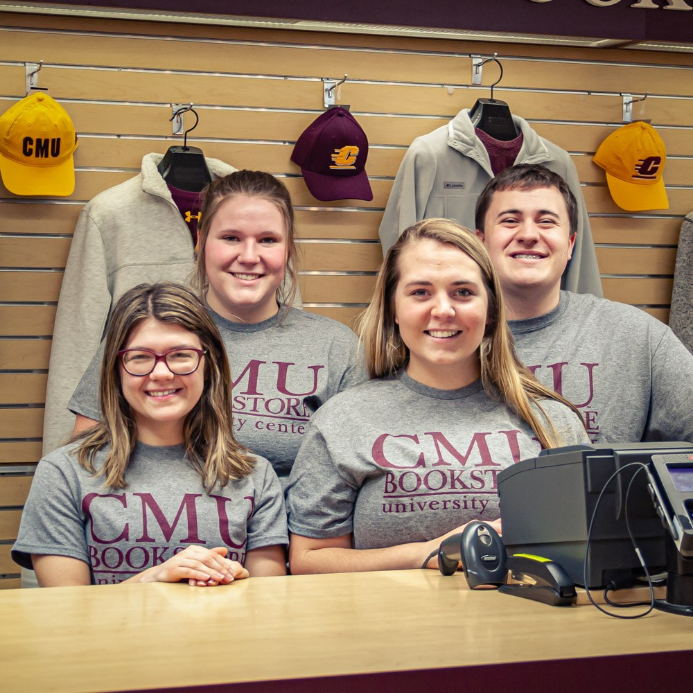 Join the CMU Bookstore team