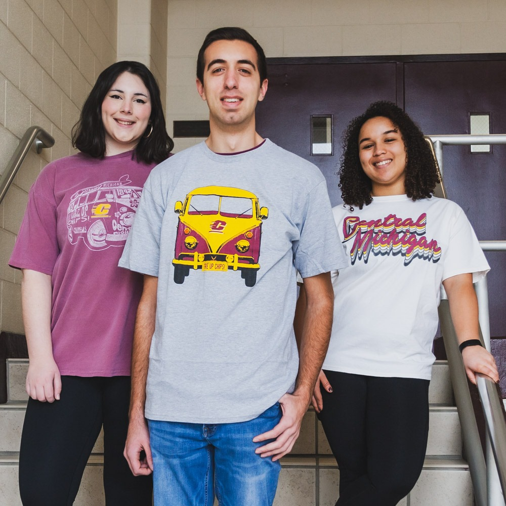 Shop our wide selection of CMU clothing and gear