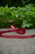 One Yard Of Central Michigan University Gift Ribbon