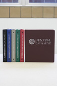 1 Inch Color Central Michigan Binders