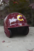 Schutt Authentic Mini Chippewa Batting Helmet