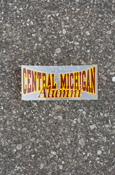 Central Michigan Alumni Decal