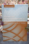 Managing Health Education & Promotion Programs