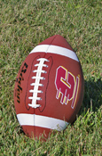 Baden Official Size Football W/ Flying C Logo