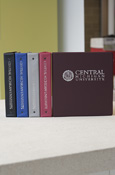 1 1/2 Inch Color Central Michigan Binders