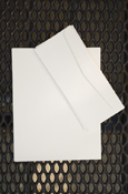 Resume Set- 20 Ivory Sheets And 10 Ivory Envelopes 8 1/2 X 11 In 24Lb