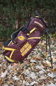 Central Michigan Chippewas Golf Bag - Stand Bag