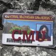 CMU ID Holder with Slider