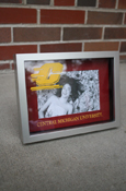 Flying C Central Michigan University Shadow Box Picture Frame