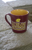 Maroon And Gold Central Michigan Alumni 21Oz Mug