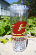 Flying C Central Michigan 20 Oz Tumbler