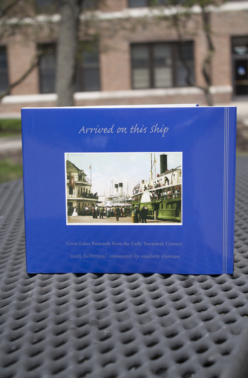 Arrived On This Ship:Great Lakes Postcards From The Early Twentieth Century (SKU 5006843289)