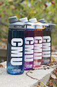 Assorted Cmu Camelbak Chute Water Bottles With Stow Away Cap