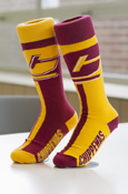 Flying C Chippewas Mismatched Socks