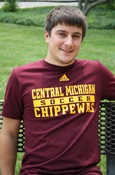 Adidas Central Michigan Sport Chippewas T-Shirt