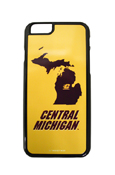 Michigan Flying C Central Michigan Iphone 6 Thin Case