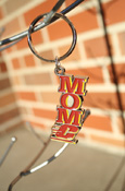 Mom Flying C Key Chain