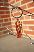 Cmu Flying C Key Chain