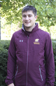 Under Armour Water Resistant Flying C Central Michigan Jacket With Hidden Hood In Collar