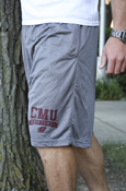 Cmu Chippewas Flying C Mesh Shorts