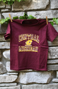 Youth Central Michigan Flying C T-Shirt - Maroon