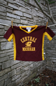 Central Michigan Flying C Jersey T-Shirt