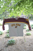 Central Michigan Flying C Long Sleeve With Chippewas On The Sleeve