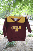 Central Flying C Maroon 1/4 Zip