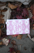 Phi Mu - Coin/Id Pouch