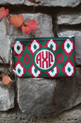 Alpha Chi Omega - Coin/Id Pouch