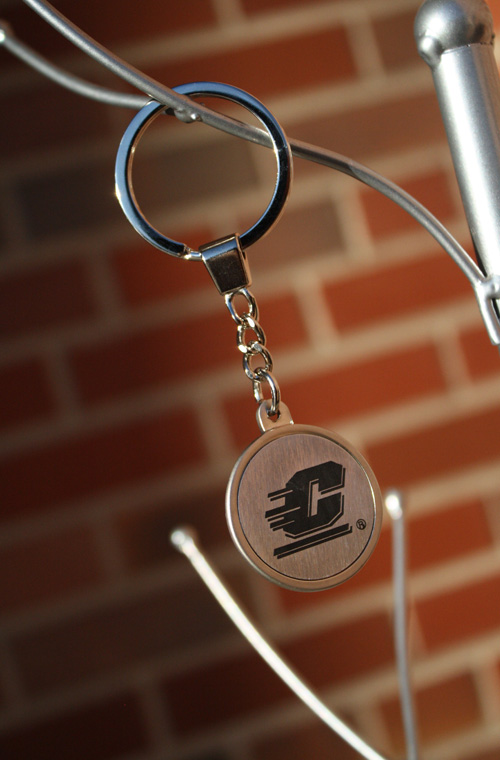 Flying C Basketball Key Chain (SKU 5017111832)