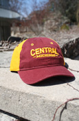 Central Michigan Maroon And Gold Toddler Baseball Cap
