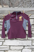 Flying C Central Michigan Under Armour Youth 1/4 Zip