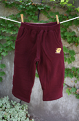 Flying C Maroon Children's Sweatpants
