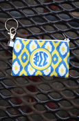 Phi Sigma Sigma - Coin/Id Pouch