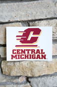 Flying C Central Michigan Removable Decal