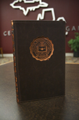 Central Michigan Seal Antique Journal