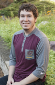 Flying C Chippewas Maroon & Gray Nike Henley