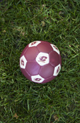 Flying C Maroon And Gold Mini Soccer Ball