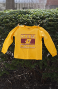Central Line Flying C Line Michigan Gold Youth Long Sleeve
