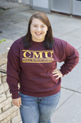 Line C M U Central Michigan University Maroon Crew