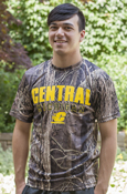 Central Michigan Flying C Camo T-Shirt