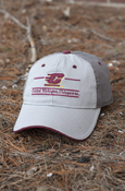 Flying C Line Central Michigan University Two Tone Charcoal Hat