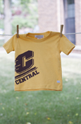Off-Center Flying C Central Gold Tee