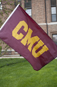 3X5 Cmu Applique Flag With Grommets