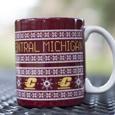 Central Michigan Holiday Sweater 11oz Mug