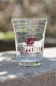 Flying C Chippewas Central Michigan Wide Rim Taster Glass