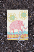 "Animals - Elephant Pocket Notes 3.25""X4.75"""