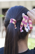 Flying C Repeat Hair Bands - 4 Pack